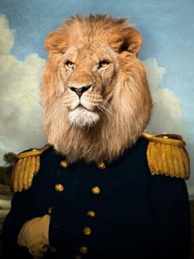 Le Lion by Philippe Tyberghien