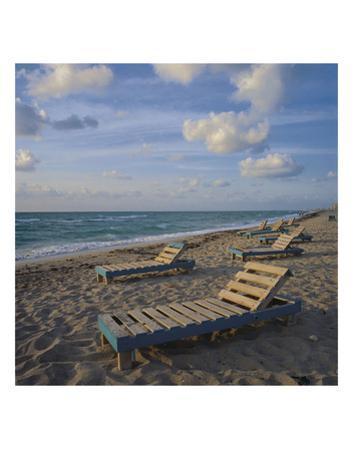 Peaceful Beach by Phillip Mueller