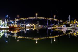 Picton Coat Hanger Bridge. by Phillip Webby Photography
