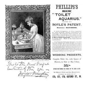 Phillips's 'Toilet Aquarius'
