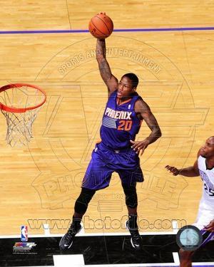 Phoenix Suns Archie Goodwin 2013-14 Action