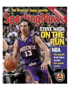 Phoenix Suns' Steve Nash - May 27, 2005