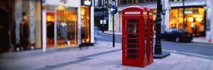 Phone Booth, London, England, United Kingdom