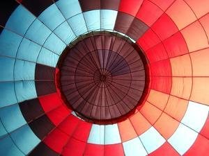 Hot Air Balloon Interior by Photo by Greg Thow