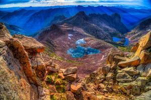 Looking down on Heaven by Photo by Matt Payne of Portland Oregon