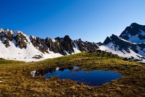 Matterhorn Reflection by Photo by Matt Payne of Portland Oregon