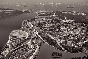 Gardens by the Bay by photo by william cho