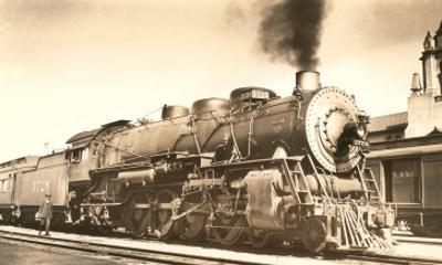 Photo of Locomotive