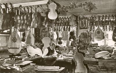 Photo of Luthier's Workshop