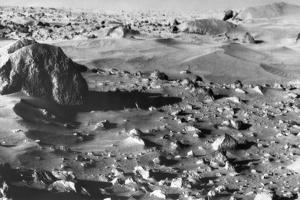 Photo of the Surface of Mars