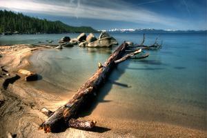 Chimney Beach, Lake Tahoe by Photo Tan Yilmaz