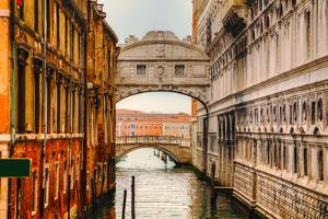 Bridge of Sighs in Venice, Italy by photo.ua
