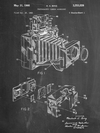 Photographic Camera Accessory Patent