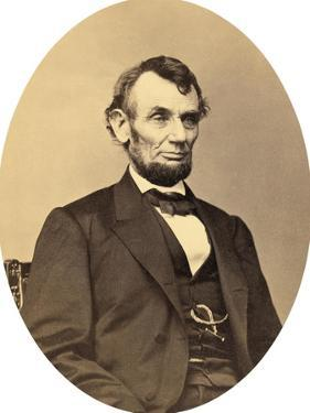 Photographic Portrait of Lincoln