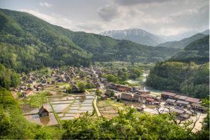 Shirakawago by Photography by Alaine Pabayos