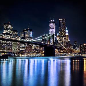 New York's Brooklyn Bridge by Photography by Eydie Wong