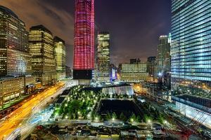 The World Trade Center, New York City by Photography by Steve Kelley aka mudpig