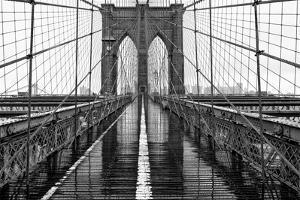 Brooklyn Bridge by PhotoINC