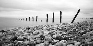 Beach Pebbles by PhotoINC Studio