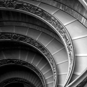 Spiral Staircase No. 1 by PhotoINC Studio