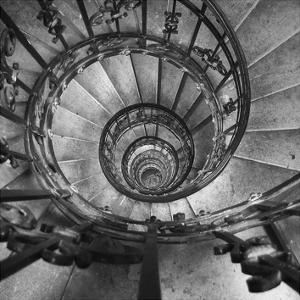 Spiral Staircase No. 2 by PhotoINC Studio