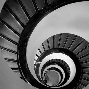 Spiral Staircase No. 3 by PhotoINC Studio