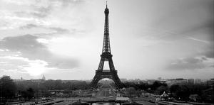 The Eiffel Tower by PhotoINC Studio