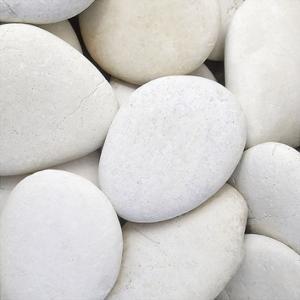 White Pebbles by PhotoINC Studio