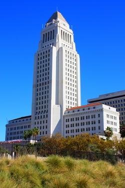 LA City Hall by photojohn830