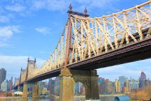 Queensboro Bridge by photojohn830