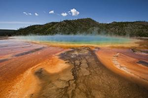Grand Prismatic Spring by PhotoXite