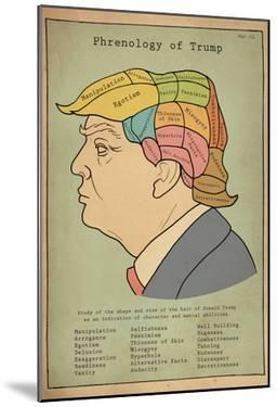 Phrenology Of Trump