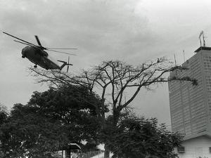 Saigon Evacuation by PHU