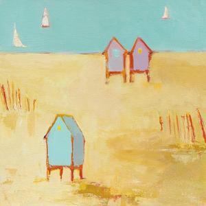 Cabanas by Phyllis Adams
