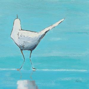 Egret II by Phyllis Adams