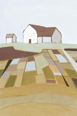 Field of Dreams Neutral by Phyllis Adams