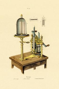 Physics, 1833-39