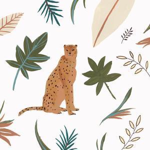 African Cheetah I by PI Creative Art