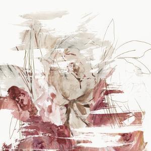 Crimson Lust Ii by PI Creative Art
