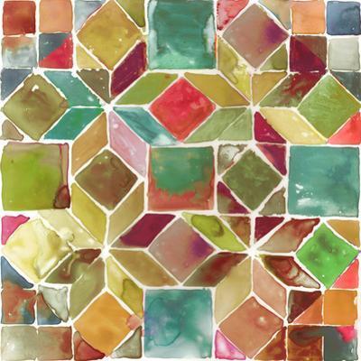 Tessellation Ii by PI Creative Art