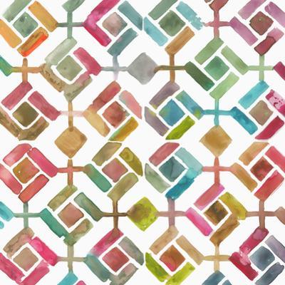 Tessellation Iii by PI Creative Art