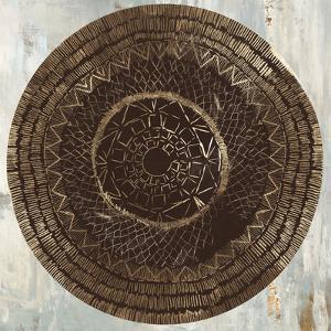 Zulu Gold Ii by PI Creative Art