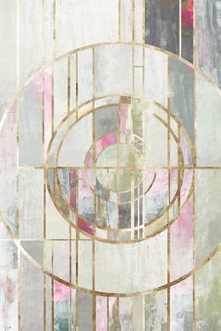 Blush Deco I by PI Studio