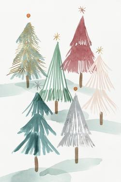 Christmas Trees II by PI Studio