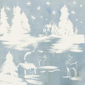 Frosty Village by PI Studio