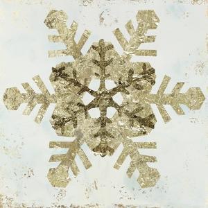 Glistening Snowflake IV by PI Studio