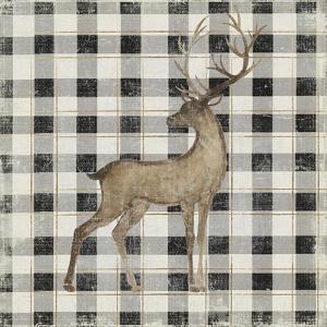 Santa's Deer III by PI Studio