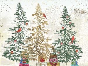 Three Christmas Trees by PI Studio