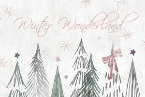 Walking in a Winter Wonderland by PI Studio