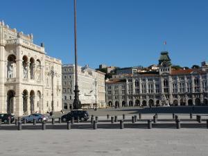 Piazza Dell'Unita, Trieste, Italy